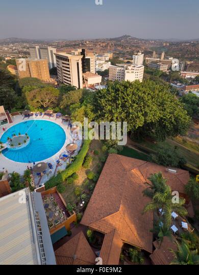 City Blue Hotel Kampala