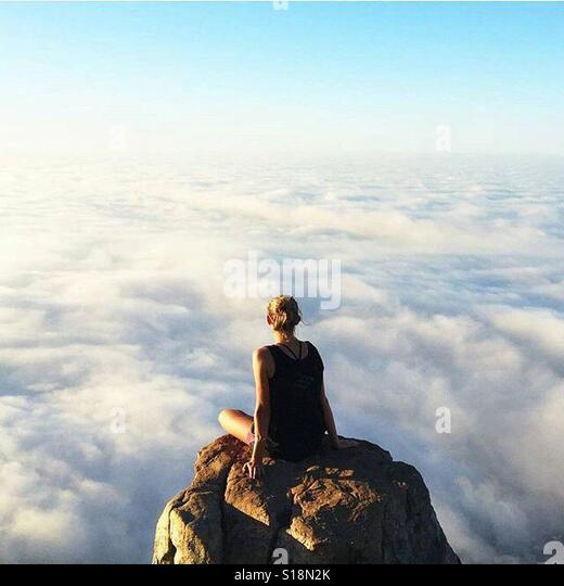 Heaven & Earth: The Firmament - Stock Image