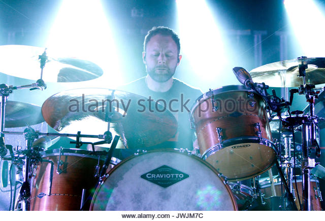 David Ronald Carr. Christian rock band Third Day made a stop on their Miracle Tour at the Fox Theater in downtown - Stock Image