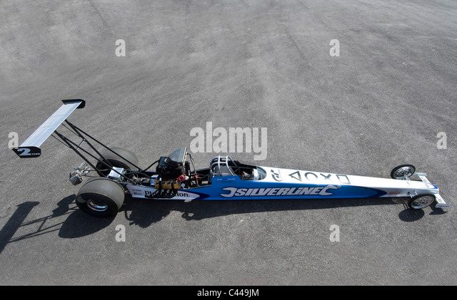 1994 Silverline Dragster - Stock Image