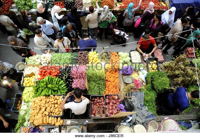 Algeria market food stock photos algeria market food for Algerie cuisine ramadan