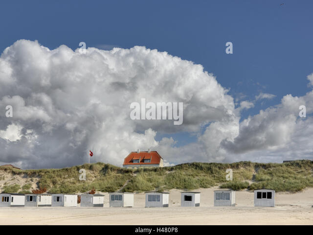 Jutland beach stock photos jutland beach stock images alamy - The jutland small house ...