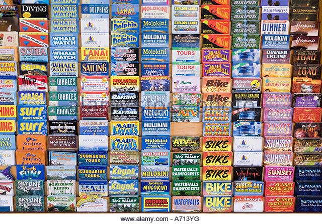 tourist-activities-brochures-in-town-of-