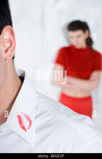 infidelity - Stock Image