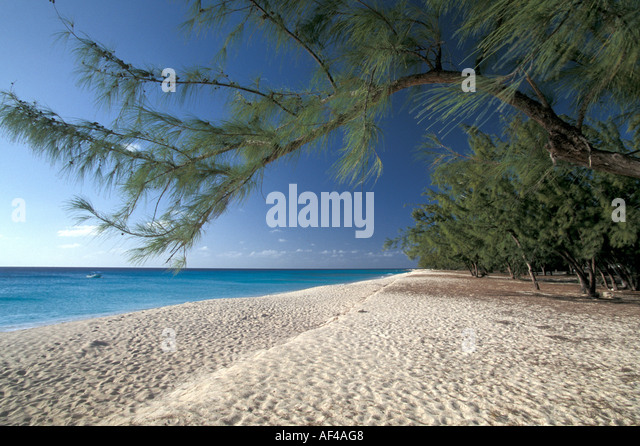 Grand Turk Island Turks and Caicos Islands Governors Beach - Stock Image