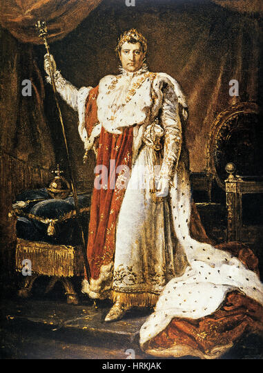 Napoleon Bonaparte: French Statesman and Military Leader