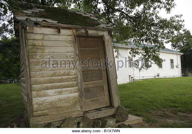 Arkansas Pocahontas Eddie Mae Herron Center built 1919 former Pocahontas Colored School regional Black History museum - Stock Image
