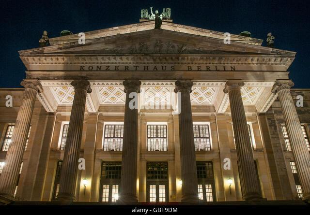Berlin berlin concert house gendarmenmarkt berlin mitte