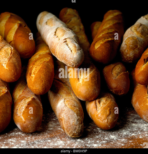 Baguettes - Stock Image