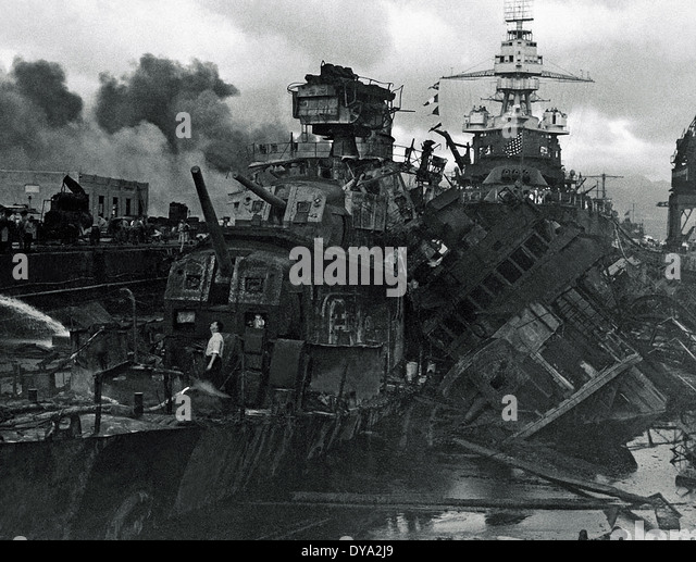 the events after the attack of pearl harbor and the retaliation of us against japan Cryptology and the japanese attack on pearl harbor  a preemptive strike  against the us fleet in hawaii was a necessary prelude to any.