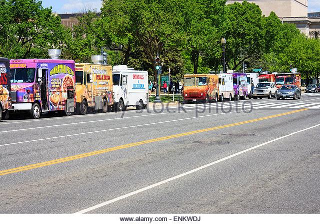 Food Trucks Washington Dc Mall