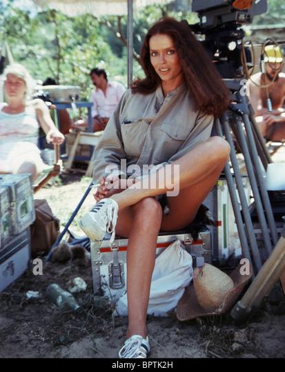 BARBARA BACH ACTRESS (1981) - Stock Image