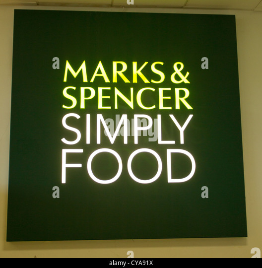 Marks And Spencer Food Stores Scotland