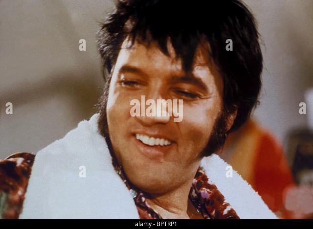 ELVIS PRESLEY SINGER (1965) - Stock Image