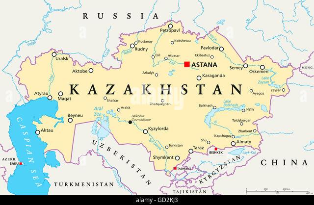 lake balkhash map - photo #7