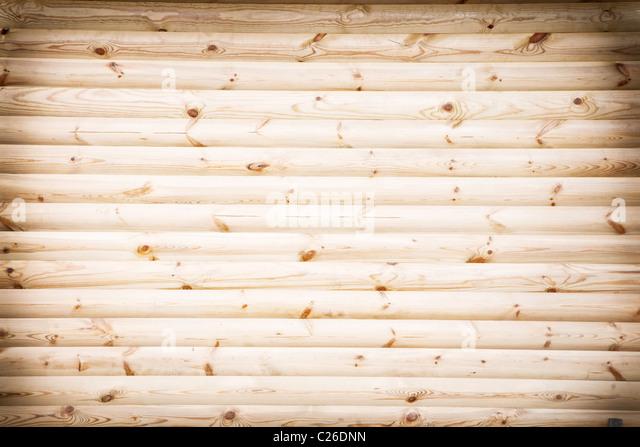Wood wall - Stock Image