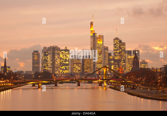 frankfurt on the main stock photos frankfurt on the main stock images alamy. Black Bedroom Furniture Sets. Home Design Ideas