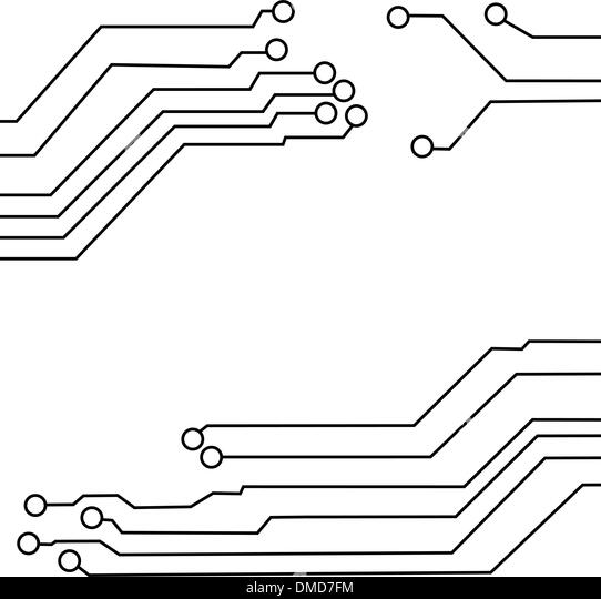 circuit stock vector images