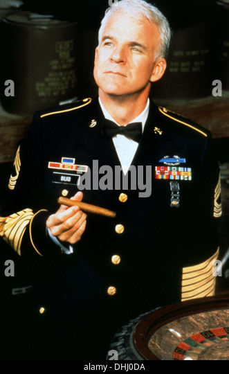 SGT BILKO (1996) STEVE MARTIN JONATHAN LYNN (DIR) 006 MOVIESTORE COLLECTION LTD - Stock Image