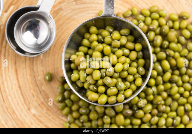 intraspecific competition of mung beans