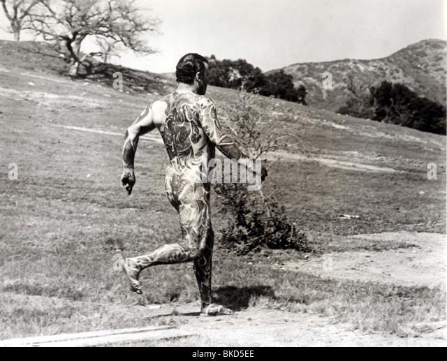 THE ILLUSTRATED MAN (1969) ROD STEIGER ILLM 004P - Stock Image