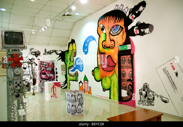 contemporary art in malaysia a In 2010, the malaysian art culture was introduced to a new revival with the arrival of new independent galleries that focuses on the new contemporary young local artists one of the most prominent key players in this new counter-culture is minut init art social in uptown damansara.