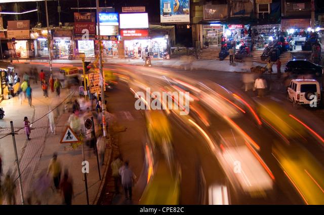Bangalore, Karnataka, India, Asia - Stock-Bilder