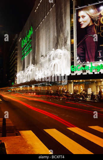 Store front christmas stock photos store front christmas - Showroom las palmas ...