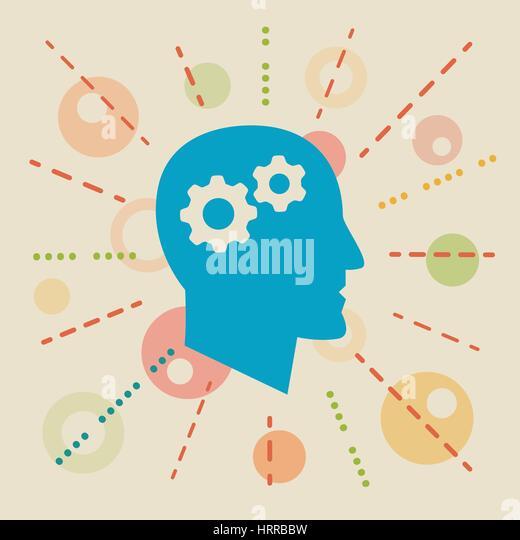 Knowledge. Concept illustration - Stock Image