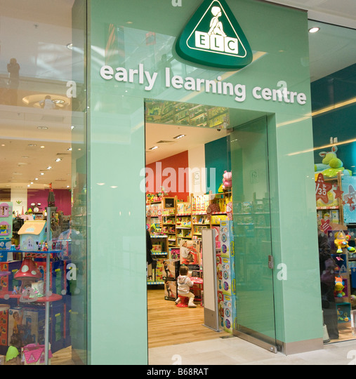 Early Learning Centre - Stock Image