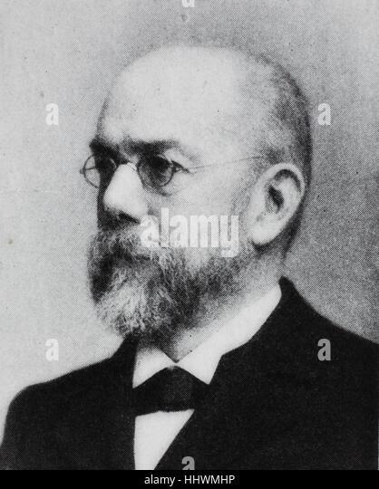 Robert koch stock photos robert koch stock images alamy for Koch hermann