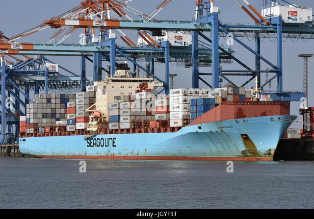 Seago Piraeus - Stock Image