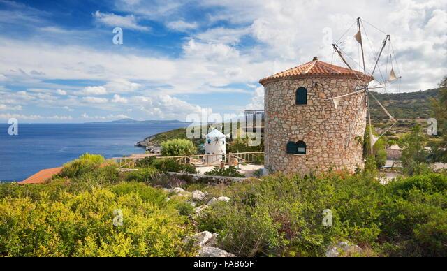 Zakynthos Island, Greece - Stock Image