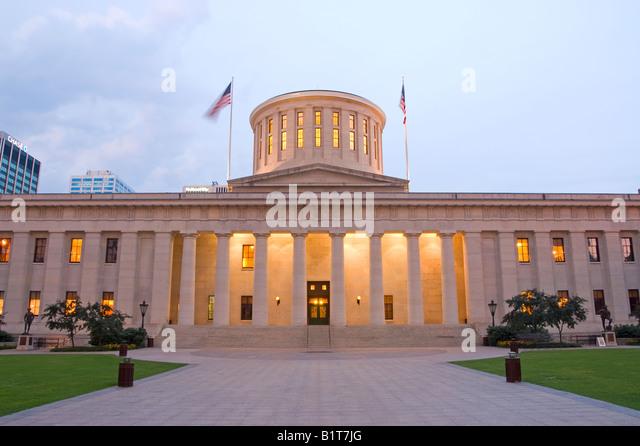 Columbus Property Tax Office