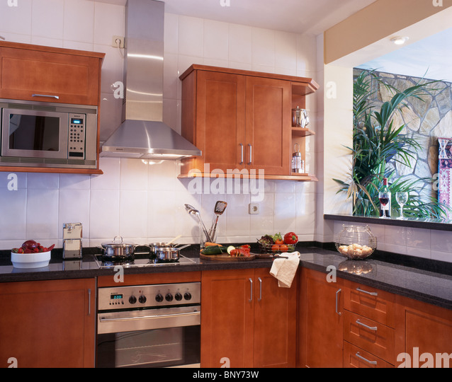 Extractor units stock photos extractor units stock for Kitchen units spain