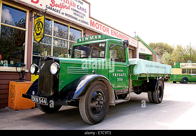 1930s Truck Stock Photos Amp 1930s Truck Stock Images Alamy