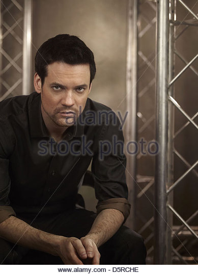 SHANE WEST NIKITA (2010) - Stock Image