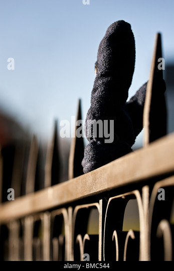 Fence Spikes Stock Photos Amp Fence Spikes Stock Images Alamy