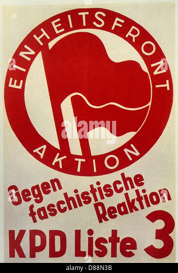 1933 communist party of germany