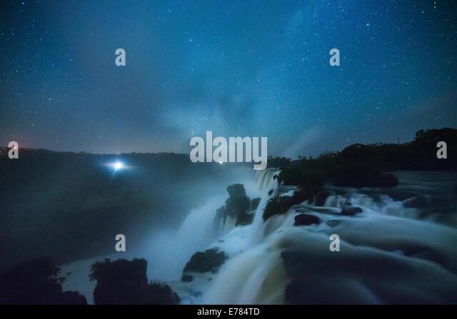 Iguazu Falls, Argentina - Stock Image