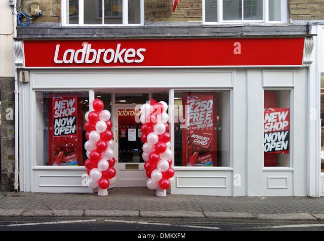 ladbrokes betting shops