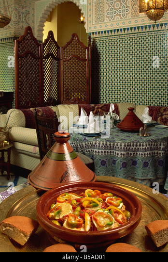Royal Mansour Hotel, Casablanca, Morocco, North Africa, Africa - Stock Image