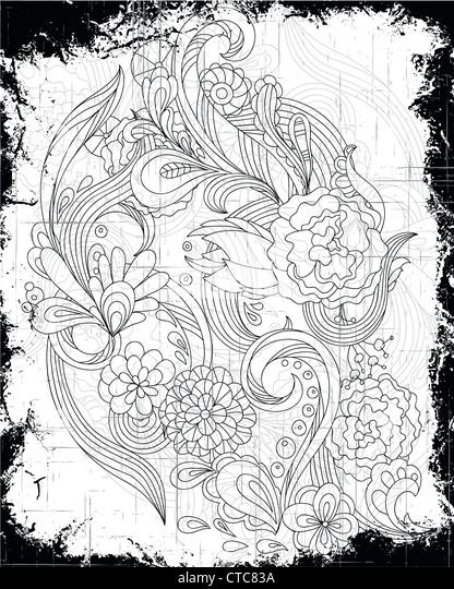 Vector illustration - Stock Image