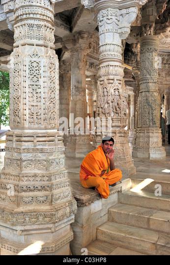Digambara Monks Jain Monk Stock...