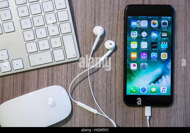 Iphone 7 earphones rose gold - headphone iphone 7 plus