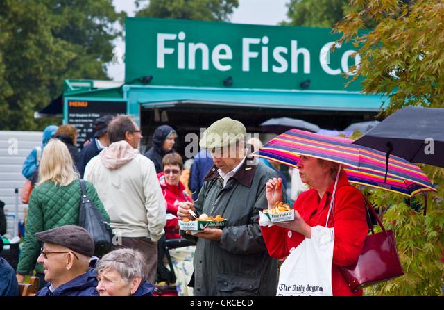 Fast Food Near Hampton Court Palace