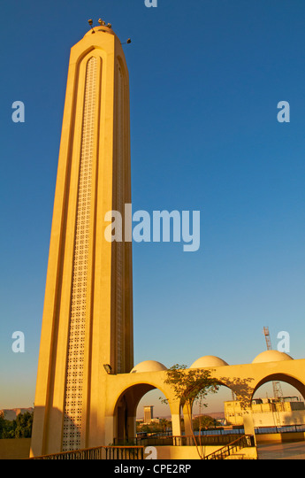 Cathedral, Aswan, Egypt, North Africa, Africa - Stock Image