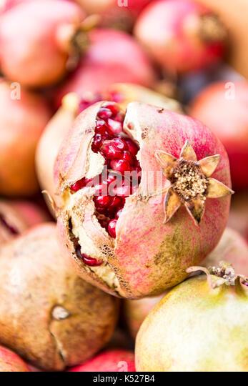 fresh, organic, , farmers market - Stock Image