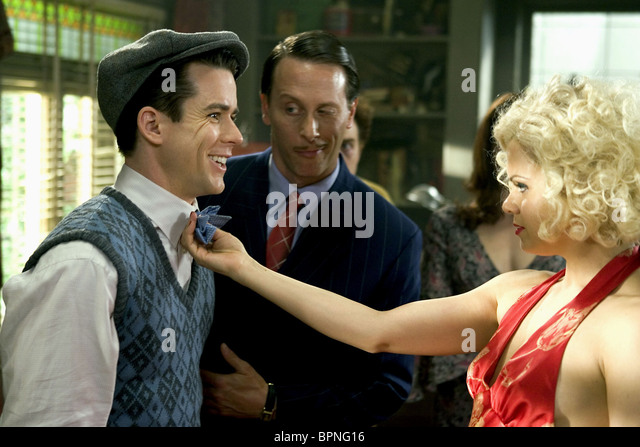 CHRISTIAN CAMPBELL STEVEN WEBER & AMY SPANGER REEFER MADNESS (2005) - Stock Image
