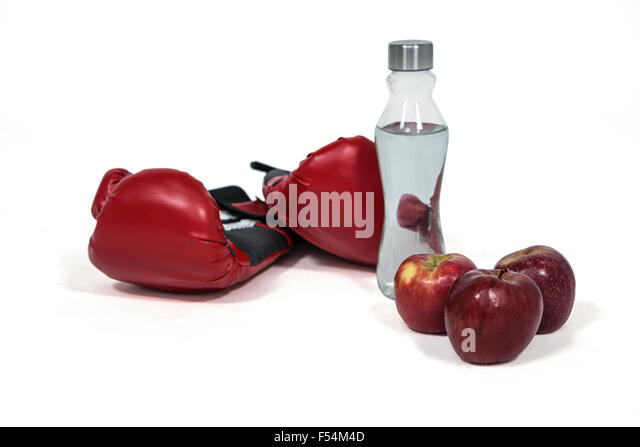 Ingredients for a healthy lifestyle - Stock Image